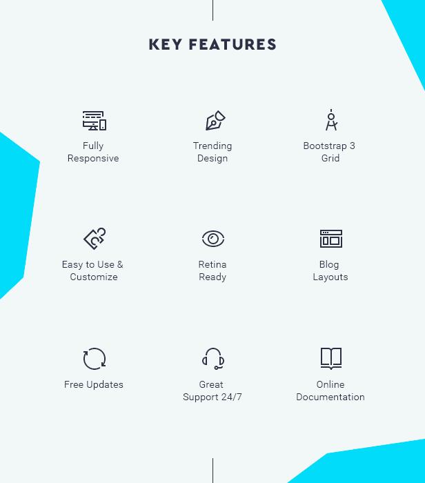 Cascadia - Agency/Personal Portfolio HTML5 Template - 4