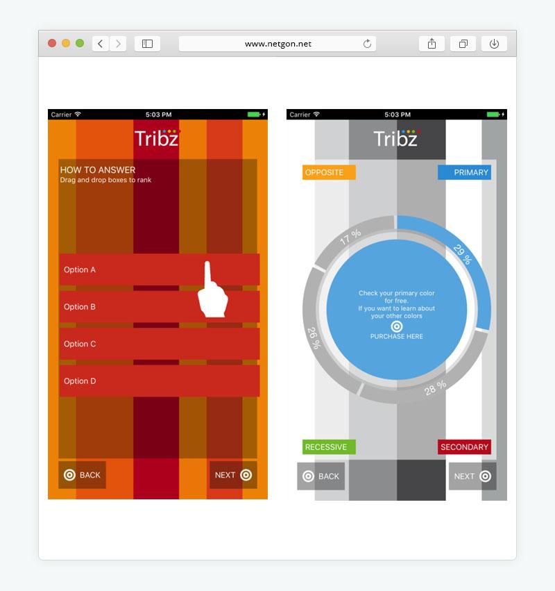 Tribz App